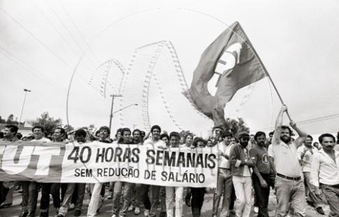 Resultado de imagem para campanha pelas 40 horas semanais 1985